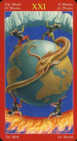 The World - El Mundo - Il Mondo - Le Monde - Die Welt - De Wereld