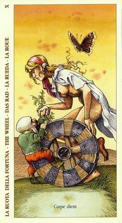 La Ruota Della Fortuna - The Wheel - Das Rad - La Rueda - La Roue