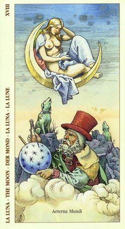 La Luna - The Moon - Der Mond - La Luna - La Lune