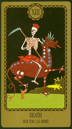 Death - Der Tod - La Mort