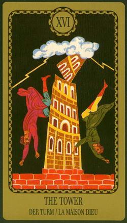 The Tower - Der Turm - La Maison Dieu