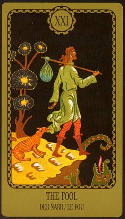 The Fool - Der Narr - Le Fou