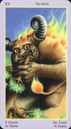 The Devil - Il Diavolo - Le Diable - Der Teufel - El Diablo
