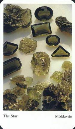The Star - Moldavite