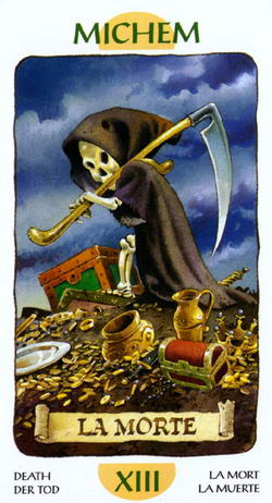 Michem - La Morte - Death - Der Tod - La Mort - La Muerte