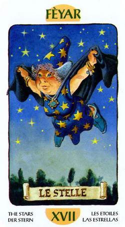 Feyar - Le Stelle - The Stars - Der Stern - Les Etoiles - La Estrellas