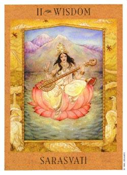 Wisdom - Sarasvati