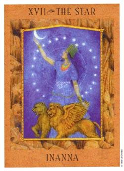 The Star - Inanna