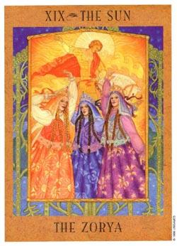 The Sun - The Zorya