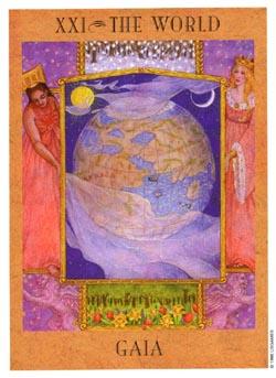 The World - Gaia