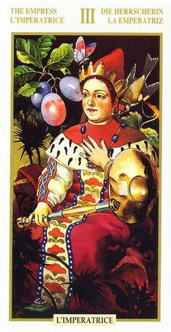 The Empress - L'Imperatrice - Die Herrscherin - La Emperatriz - L'Imperatrice