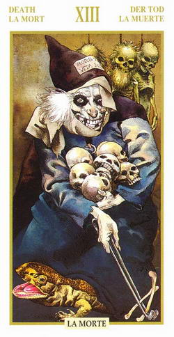 Death - La Mort - Der Tod - La Muerte - La Morte