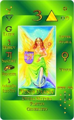 Venus Urania - Divina Natura - Partus - Genaratio