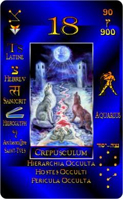 Crepusculum - Hierarchia Occulta - Hostes Occulti - Pericula Occulta