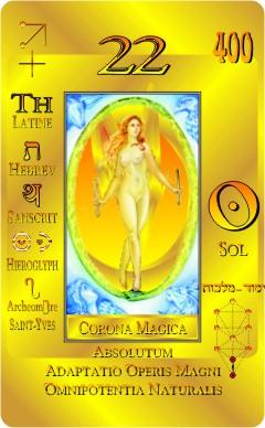 Corona Magica - Absolutum - Adaptatio Operis Magni - Omnipotentia Naturalis