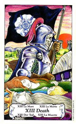 Death - La Mort - Der Tod - La Morte - La Muerte