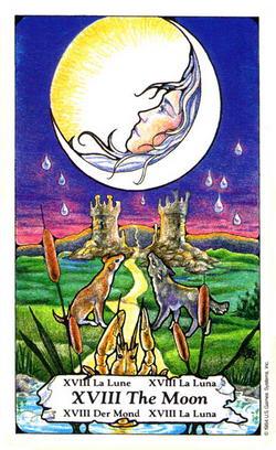 The Moon - La Lune - Der Mond - La Luna - La Luna