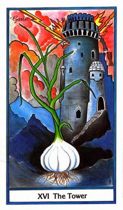 The Tower - Garlic