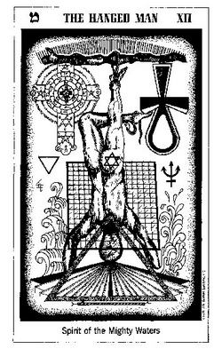 The Hanged Man - Spirit of the Mighty Waters
