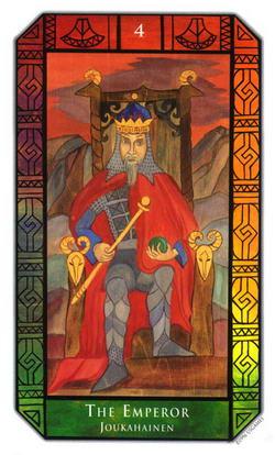 The Emperor - Joukahainen