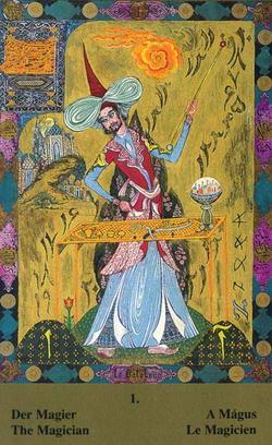 Der Magier - The Magician - A Magus - La Magicien