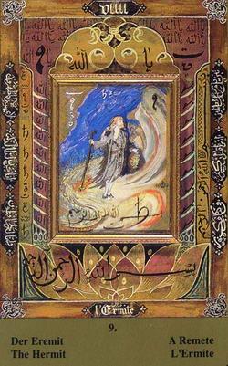 Der Eremit - The Hermit - A Remete - L'Ermite