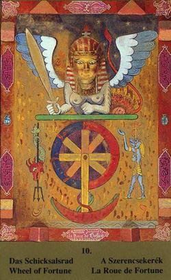 Das Schicksalsrad - Wheel of Fortune - A Szerencsekeret - La Roue de Fortune