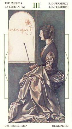 The Empress - La Emperatriz - L'Imperatrice - L'Imperatrice - Die Herrscherin - De Keizerin