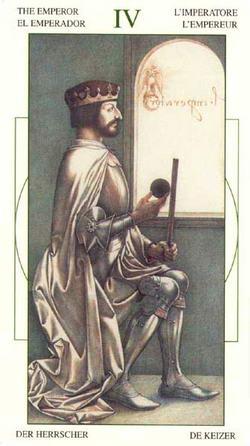 The Emperor - El Emperador - L'Imperatore - L'Empereur - Der Herrscher - De Keizer