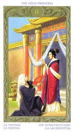 The High Priestess - La Papessa - La Papesse - Die Hohepriesterin - La Sacerdotisa