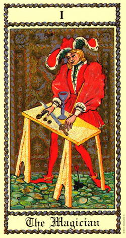 Medieval Scapin