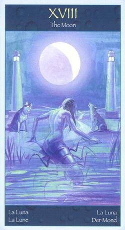 The Moon - La Luna - La Lune - La Luna - Der Mond