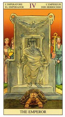 L'Imperatore - El Emperador - L'Empereur - Der Herrscher - The Emperor