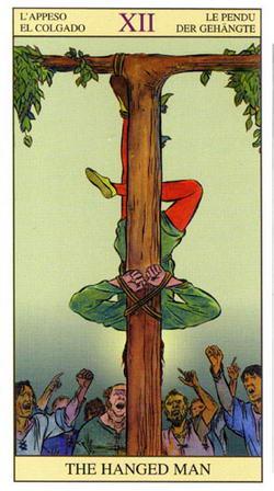 L'Appesa - El Colgado - La Pendue - Der Gehängte - The Hanged Man