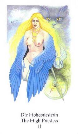 Die Hohepriesterin - The High Priestess