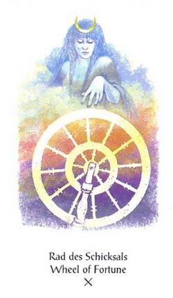 Rad des Schicksals - Wheel of Fortune