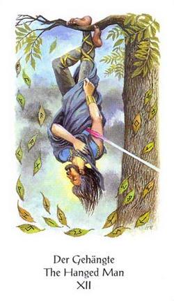 Der Gehängte - The Hanged Man