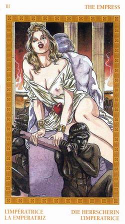 The Empress - L'Imperatrice - La Emperatriz - Die Herrscherin - L'Imperatrice