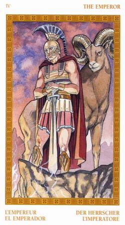 The Emperor - L'Empereur - El Emperador - Der Herrscher - L'Imperatore