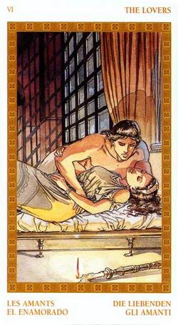 The Lovers - Les Amants - El Enamorados - Die Liebenden - Gli Amanti