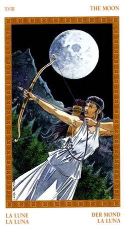The Moon - La Lune - La Luna - Der Mond - La Luna