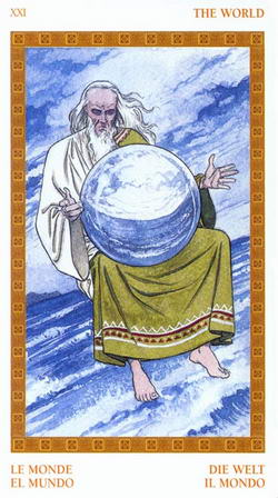 The World - Le Monde - El Mundo - Die Welt - Il Mondo