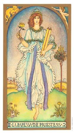 La Papessa - The Priestess