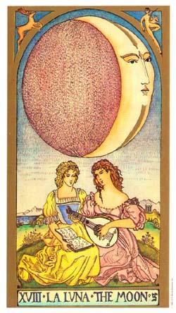 La Luna - The Moon