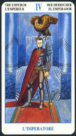 The Emperor - L'Empereur - Der Herrscher - El Emperador - L'Imperatore